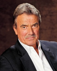 Melody Thomas Scott and Eric Braeden star as Nikki Reed Newman and Victor Newman on the Daytime Drama THE YOUNG AND THE RESTLESS, broadcast weekdays on the CBS Television Network.  Photo: Robert Voets/CPT.  © 2007 CPT Holdings Inc. All Rights Reserved.